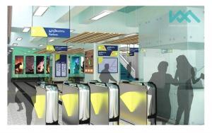 Metro glides into Kochi