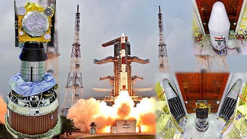 PSLV-C31 rocket launch of IRNSS-1Esatellite