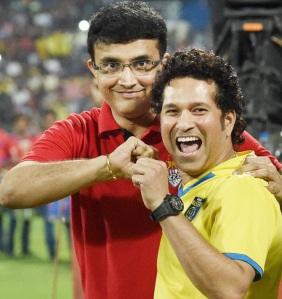 Sachin and Saurav
